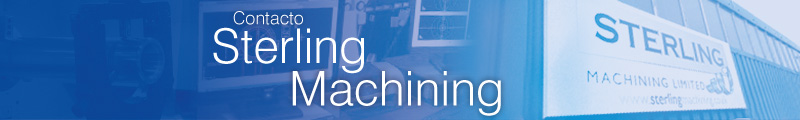 Contacto Sterling Machining