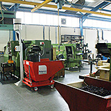 Our Metal Machining Factory