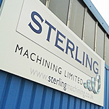 Sterling Machinining Fábrica
