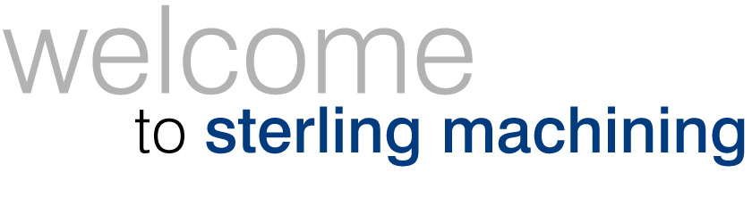 Welcome to Sterling Machining